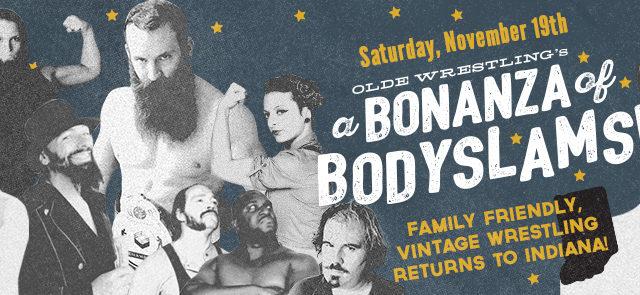 Olde Wrestling Returns to Indiana