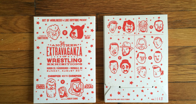 Yet Another Extravaganza DVD only $12!