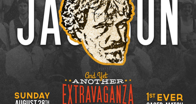 At the Extravaganza: 'Big' Sue Jackson
