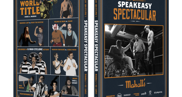 Speakeasy Spectacular on DVD!