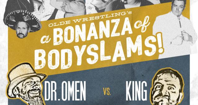 Dr. Omen faces the Old Timer