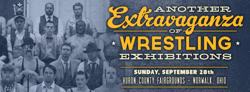 Another Extravaganza of Wrestling Exhibitions