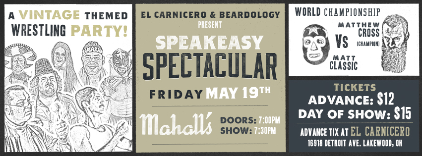 The Speakeasy Spectacular at Mahall's '17