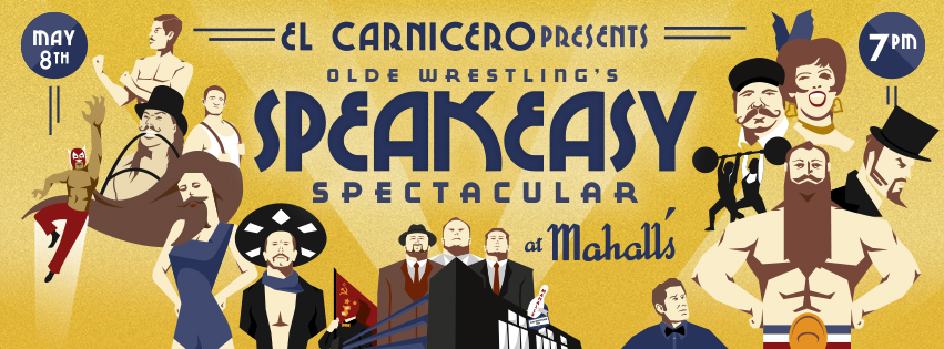 Speakeasy Spectacular!