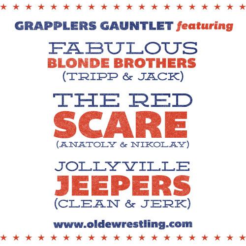grapplers-gauntlet