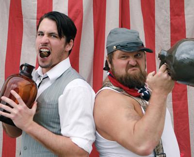 Moonshin' Men of Appalachia