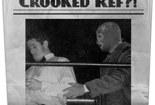 Is Referee Billy Scarlet Crooked?!