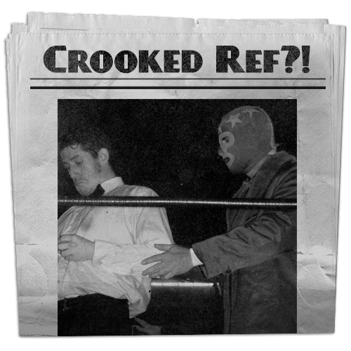 crooked referee