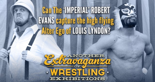 Hunter vs. Prey; as Evans meets Lyndon