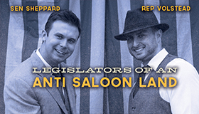 Anti-Saloon Legislators continue lobbying