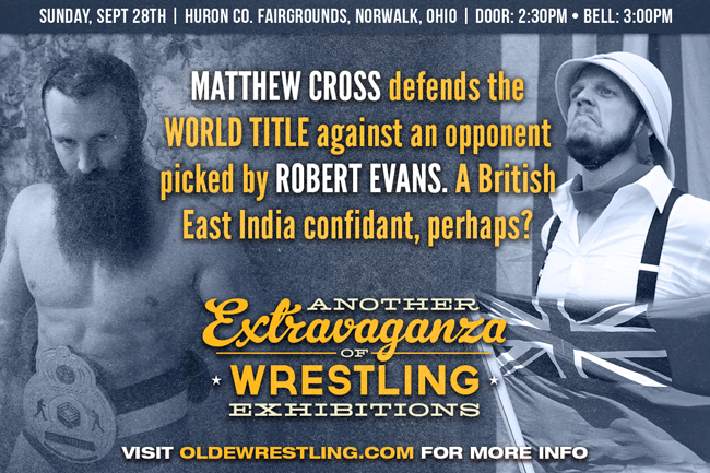 World Title - Another Extravaganza of Wrestling Exhibitions