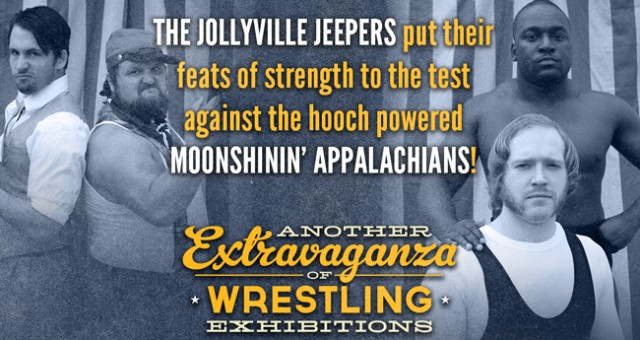 Jollyville Jeepers and Moonshin Men