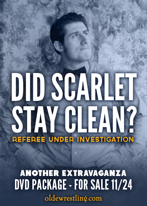 Did Scarlet stay clean?