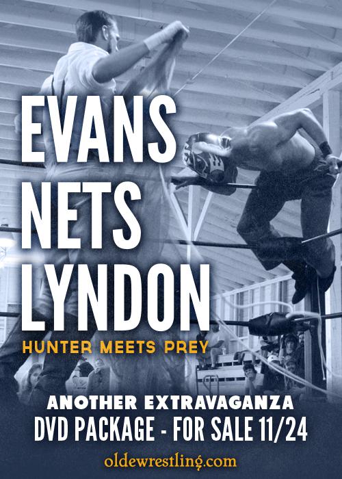 Robert Evans and Louis Lyndon