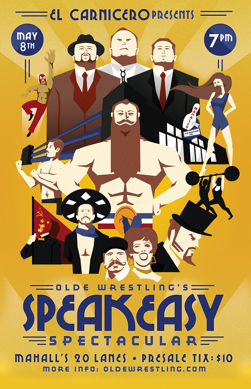 Speakeasy Spectacular