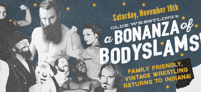 Olde Wrestling Returns to Indiana