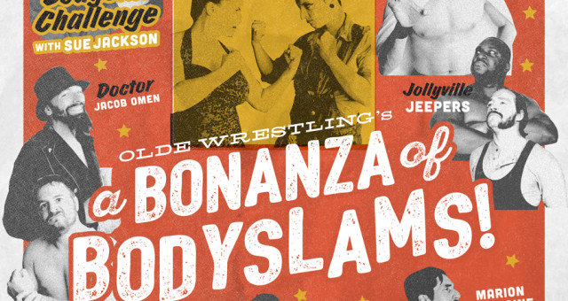 Olde Wrestling heads to Indiana for 'A Bonanza of Bodyslams'