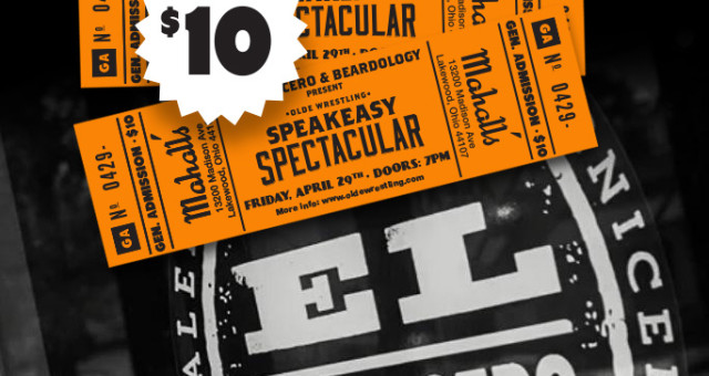 $10 Speakeasy Tix at El Carnicero