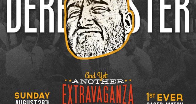 At the Extravaganza: Derek Oster