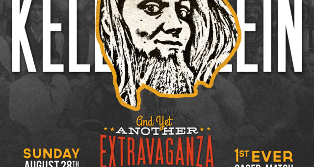 At the Extravaganza: The Bearded Lady