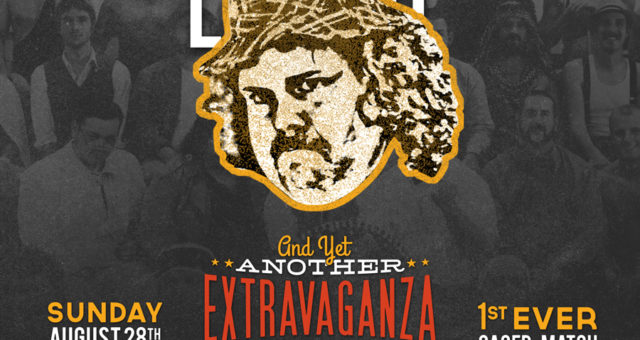 At the Extravaganza: Dick J. Lahart