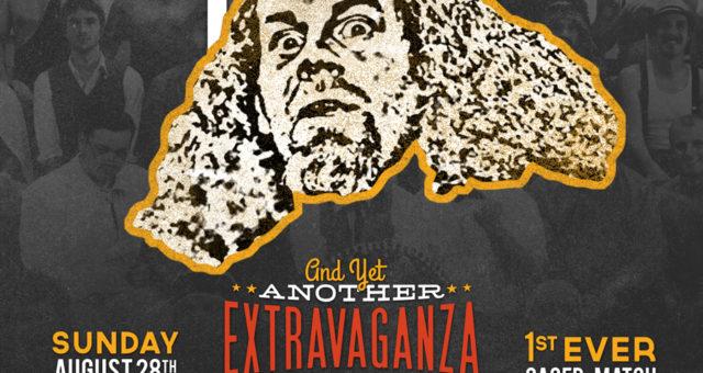 At the Extravaganza: Hobo