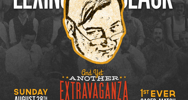 At the Extravaganza: Judge Hugo Lexington Black