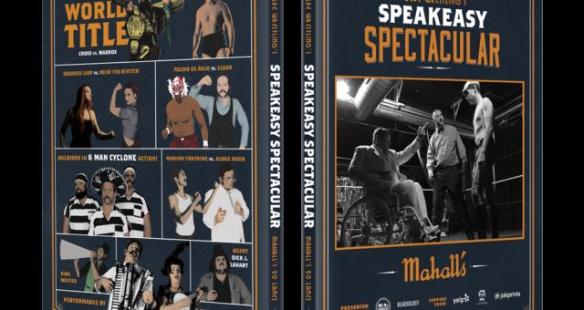 Speakeasy Spectacular on DVD!