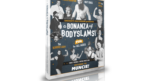 50 Bodyslams! for only $7.50