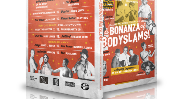 Purchase 'A Bonanza of Bodyslams' for $7.37