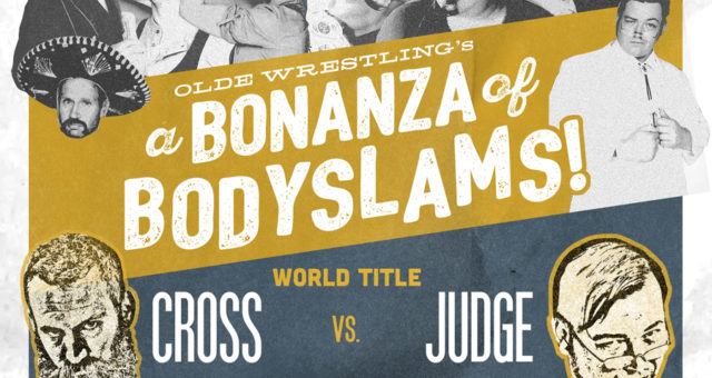 World Title Match! Matthew Cross defends against Judge Hugo