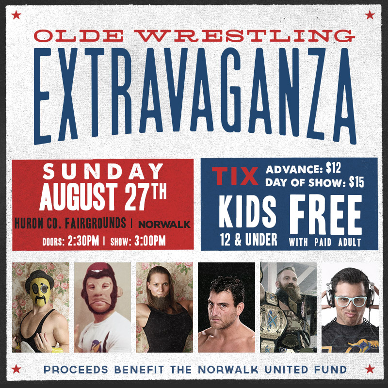 Olde Wrestling's 5th Extravaganza