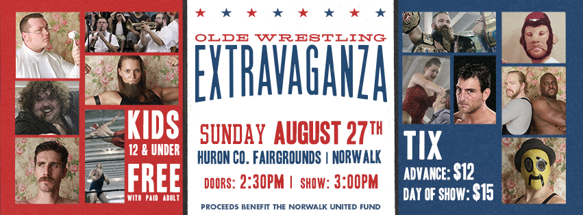 The 5th Extravaganza of Wrestling Exhibitions