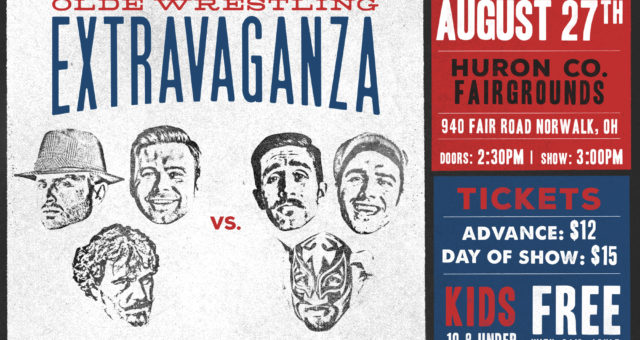 Huge multiman match set for the Extravaganza!