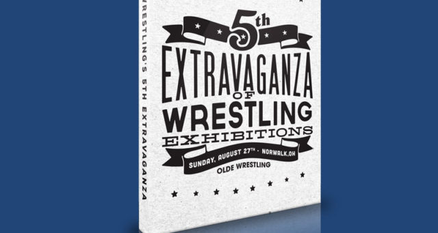 5th Extravaganza DVD on Sale for $12!