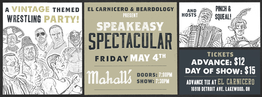 The Speakeasy Spectacular at Mahall's '18