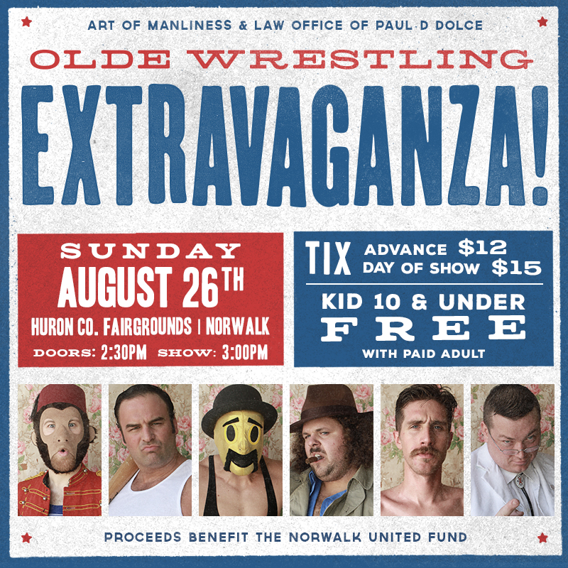The 6th Extravaganza on Sunday, August 26th