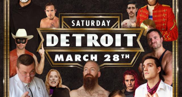 Detroit! We're back!