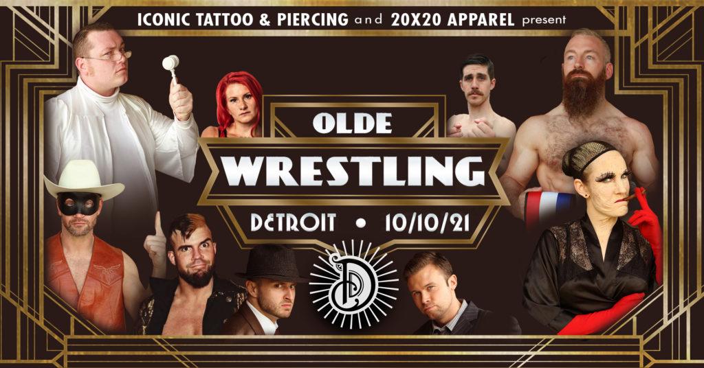 Olde Wrestling returns to Detroit