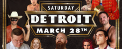 Olde returns to Detroit at the Detroit City Distillery