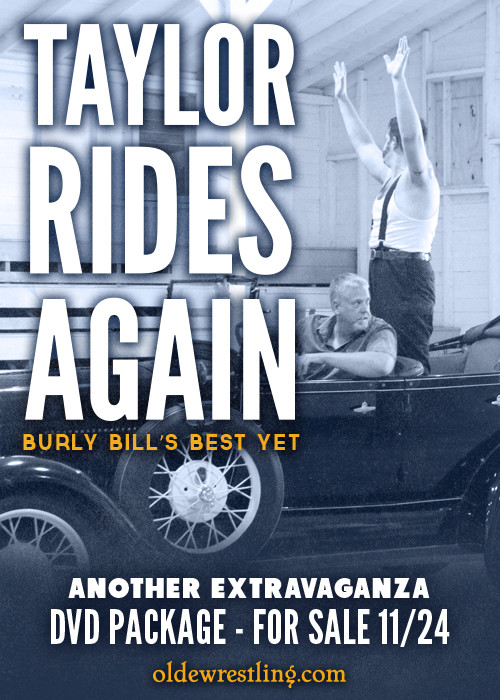 Billy Taylor Rides Again
