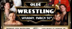 Olde Wrestling Comes to Detroit