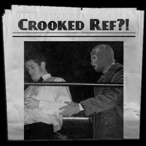 crooked referee
